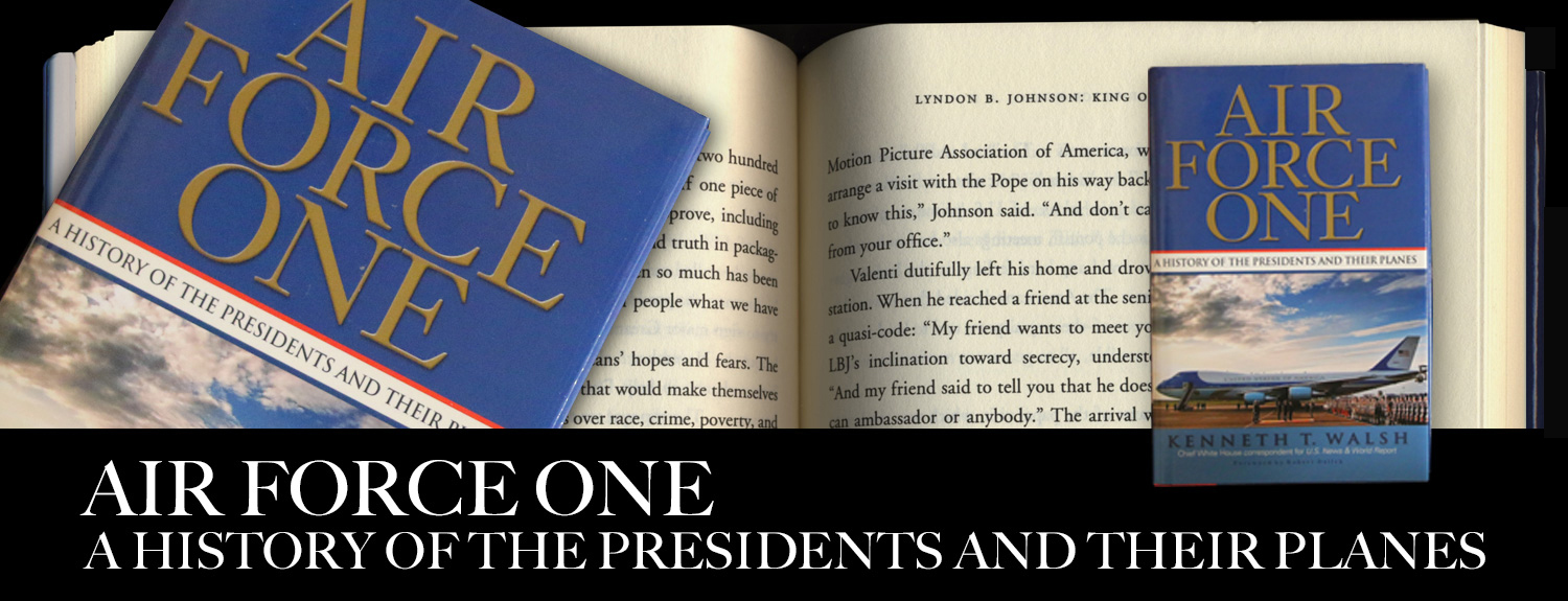 Air Force One: A History of the Presidents and their Planes book by Kenneth T. Walsh